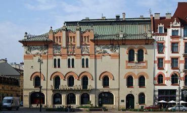 Helena Modrzejewska National Stary Theater, Kraków